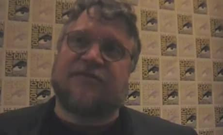 "Crimson Peak Exclusive: Guillermo del Toro Talks Being His ""Happiest"""