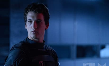 Fantastic Four Miles Teller Still