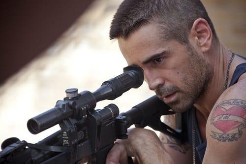 Colin Farrell Stars in Dead Man Down