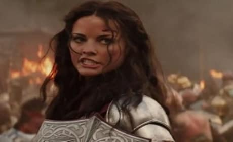 Thor The Dark World Clip: Sif Has It Under Control