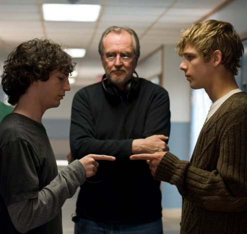 Wes Craven Directs the Kids