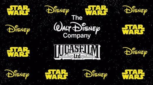 Lucaslfilm Disney Logo