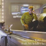 J.J. Abrams Chris Pine Star Trek Into Darkness