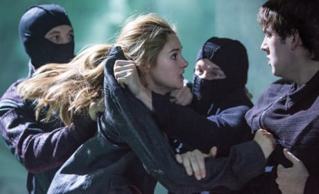 Divergent Stills: Tris Prior's Journey