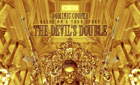 Poster for The Devil's Double