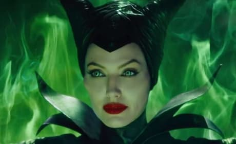 Maleficent Star Angelina Jolie