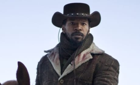 Django Unchained: He's Back... With Zorro?!