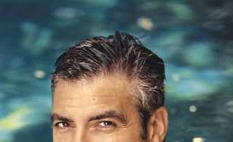 George Clooney Shirtless