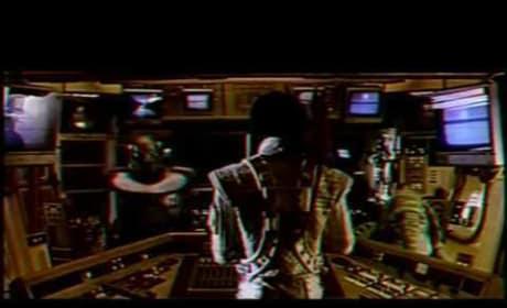 Captain EO 3-D part 1