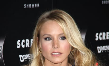 Kristen Bell Wants A Part in The Hunger Games
