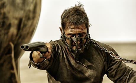 Mad Max Fury Road Star Tom Hardy Photo