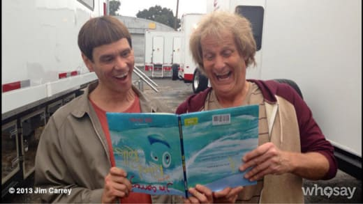 Jeff Daniels Jim Carrey Dumb and Dumber To
