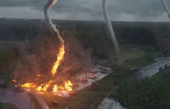 Into the Storm Disaster Picture