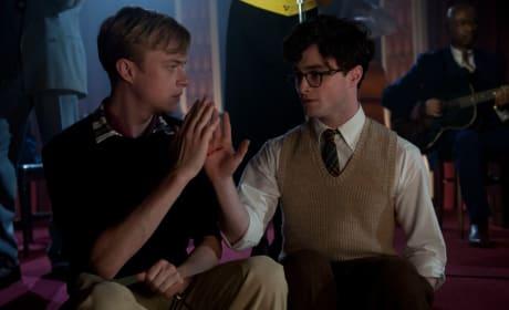 Daniel Radcliffe Dane DeHaan Kill Your Darlings