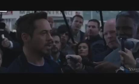Iron Man 3 Clip: Holiday Greeting for Mandarin