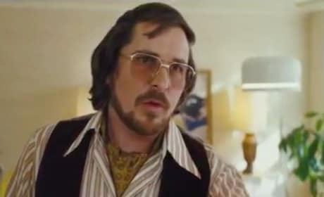 American Hustle Trailer: Bradley Cooper Works the Fro!