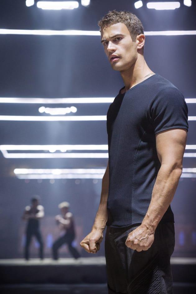 Divergent Four