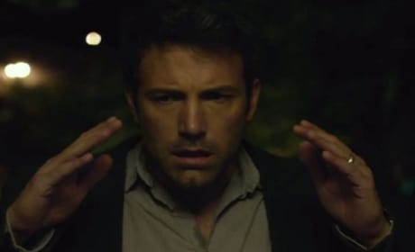 Gone Girl TV Spot: Ben Affleck Is In a Nightmare