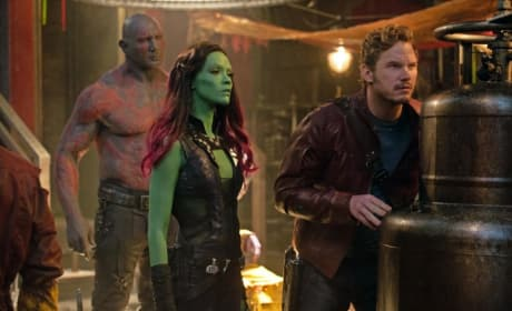 Guardians of the Galaxy: Seven Epic Photos Revealed!