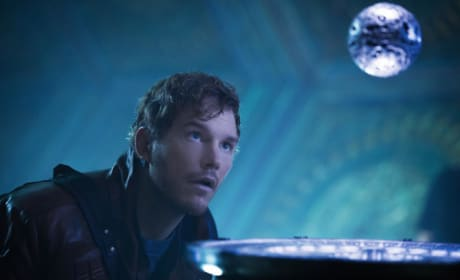 Guardians of the Galaxy Chris Pratt is Star Lord