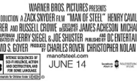 Man of Steel Credits