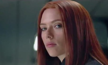 Black Widow Captain America: The Winter Soldier