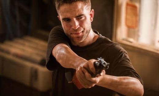 Robert Pattinson in The Rover