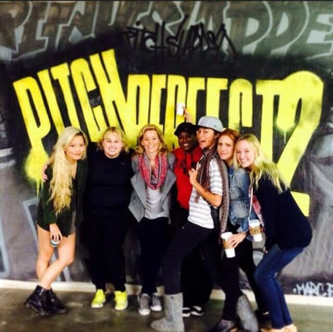 Pitch Perfect 2 Cast Photo