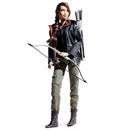 Katniss Barbie Doll