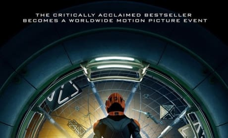 Ender's Game Poster Drops: The Battle Room