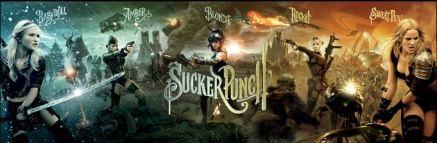 Sucker Punch Female Ensemble Banner
