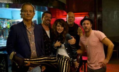 Rock the Kasbah Bruce Willis Bill Murray