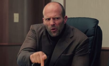 Spy Clips: Watch Jason Statham Out-Funny Melissa McCarthy!