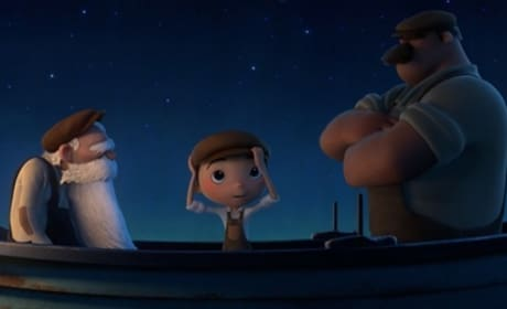 La Luna Short Film Still