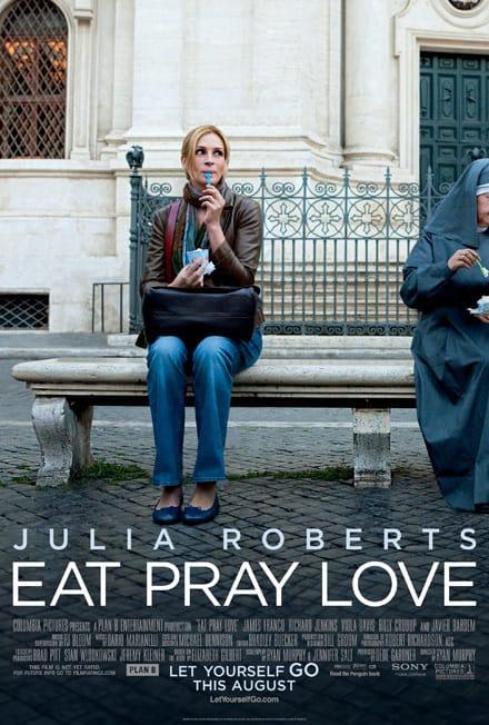 Eat Pray Love Poster 2