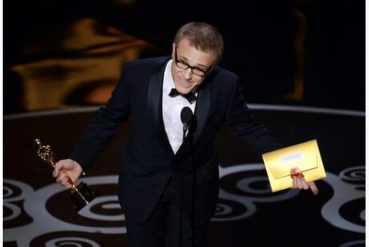 Christoph Waltz Oscars