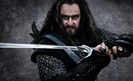 Seven New Hobbit Photos: Meet the Dwarf Warriors