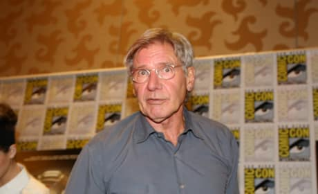 Harrison Ford Comic-Con