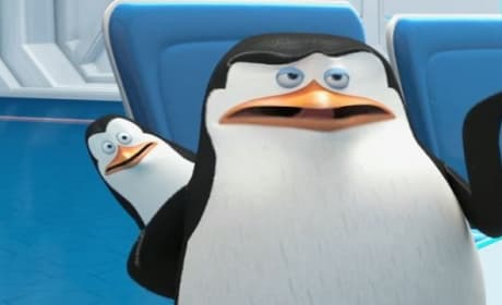 Penguins of Madagascar Clip: The North Winds Blow