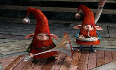 Elves of Rise of the Guardians