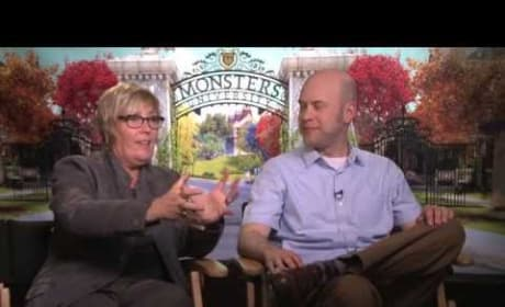 Monsters University: Dan Scanlon & Kori Rae Exclusive Interview