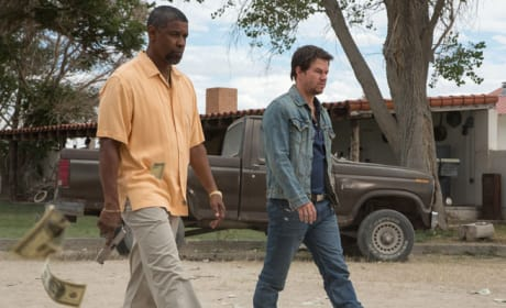 2 Guns Gets First Still: Denzel Washington and Mark Wahlberg Undercover