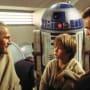 Qui-Gon, Obi-Wan, Anakin