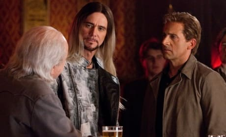 Jim Carrey Steve Carell The Incredible Burt Wonderstone