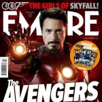 Iron Man The Avengers Cover