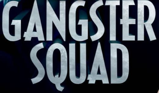 Gangster Squad Title Treatment