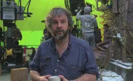The Hobbit The Desolation of Smaug: Peter Jackson Production Video Diary