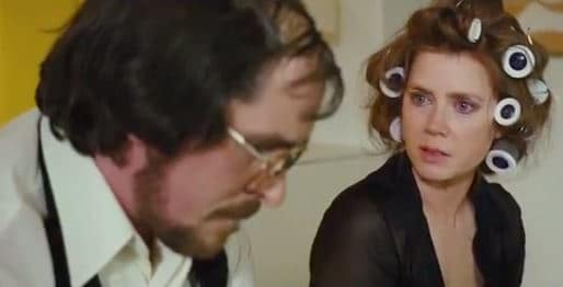 American Hustle Stars Amy Adams Christian Bale