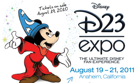 D23: Disney's Fan Expo Sets Schedule