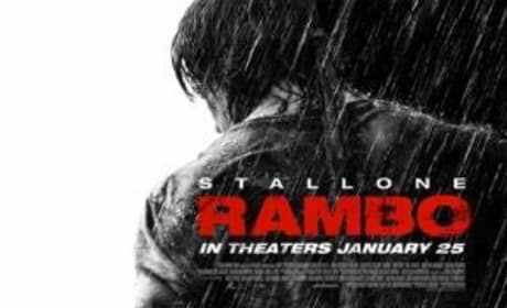 Rambo Movie Poster Revealed